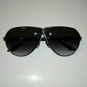 Gucci unisex sunglasses (w/replacement Prada case)